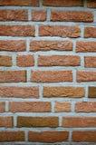 砖接近的墙壁 免版税库存照片