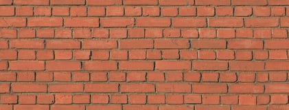 砖无缝的墙壁 免版税库存照片