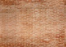 砖无缝的纹理墙壁 免版税库存照片