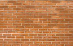 砖无缝的纹理墙壁 免版税图库摄影