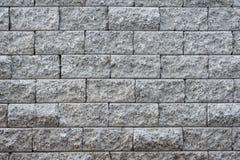 砖板岩被堆积的纹理墙壁 库存照片