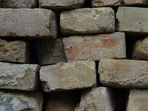 砖样品纹理 免版税库存图片