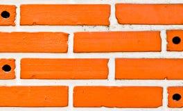 砖格式摆正表墙壁 免版税图库摄影