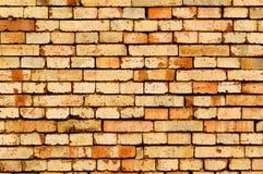 砖模式纹理墙壁 免版税库存照片