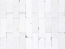 砖模式 库存照片