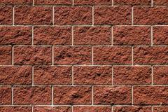 砖水泥石墙 库存图片