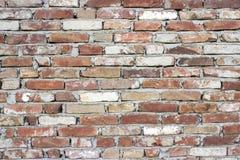 砖灰浆材料墙壁 库存图片
