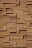 砖现代纹理墙壁 免版税库存照片