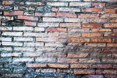 砖砌墙壁 免版税库存照片