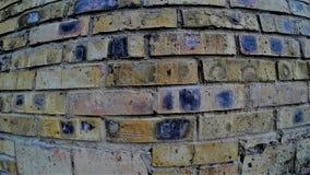 砖砌的纹理在火炉的 库存图片