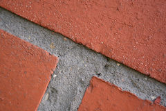 砖砌detail1 免版税图库摄影