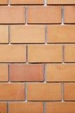 砖简单的墙壁 库存照片