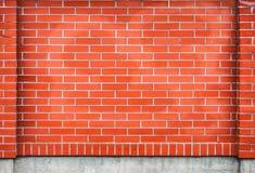 砖篱芭或墙壁纹理 库存照片