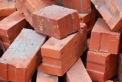 砖红色 免版税图库摄影