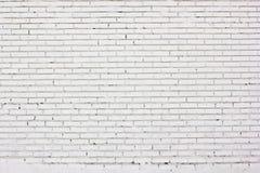 砖纹理墙壁白色 都市城市背景 图库摄影