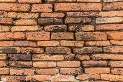 砖老墙壁 皇族释放例证