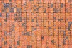 砖老牌墙壁 免版税库存照片