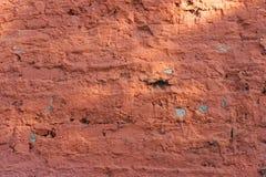 砖老纹理墙壁 库存照片
