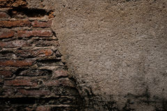 砖老纹理墙壁 免版税图库摄影