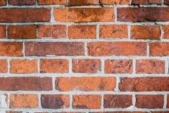 砖老织地不很细墙壁 免版税库存照片