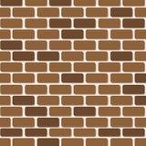 砖背景的壁纸艺术品 库存例证