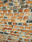 砖背景 免版税库存照片