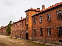 砖营房 图库摄影