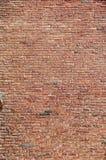 砖葡萄酒墙壁 免版税库存照片