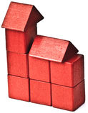 砖议院  免版税库存照片