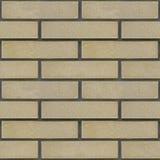 砖设置无缝的照片纹理  免版税库存照片