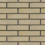 砖设置无缝的照片纹理  免版税库存图片