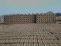 砖设计 免版税库存照片