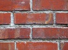 砖详细资料老墙壁 库存图片