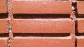 砖详述纹理墙纸和背景 免版税库存照片