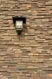 砖闪亮指示变薄 免版税库存照片