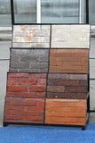 砖颜色 免版税库存图片