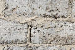 砖,在墙壁上的细节 免版税库存照片