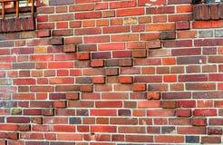 砖,石头背景  免版税库存图片