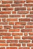 砖grunge纹理墙壁 免版税库存照片