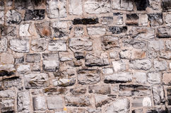 砖grunge纹理墙壁 免版税库存图片