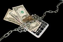 破产 免版税图库摄影