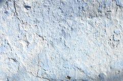 破旧的白涂料墙壁织地不很细背景 库存照片