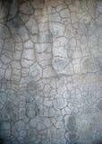 破裂的墙壁 免版税库存照片