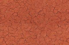 破裂的无缝红色表面织地不很细tileable 免版税库存照片