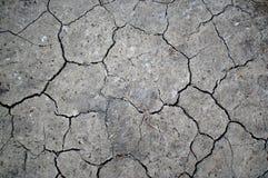 破裂的沙漠陆运 免版税库存照片
