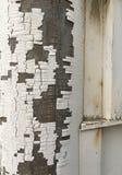 破裂的油漆纹理岗位 库存图片