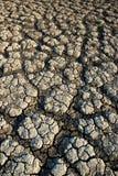破裂的海底 免版税库存照片
