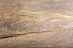 破裂的老纹理木头 库存照片