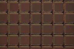 硅集成电路薄酥饼 免版税图库摄影