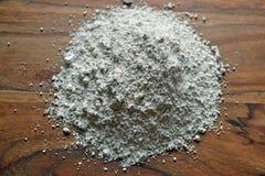 硅藻土 免版税库存图片